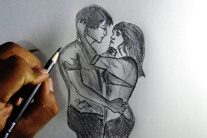 3D Love Sketch Hd Wallpapers 3D Face Drawing Pencil 3D Face Drawing Pencil  3D Pencil Sketches