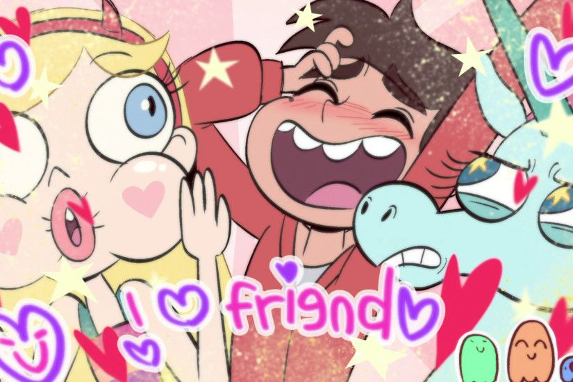 Image - S1e2 I love friend.png | Star vs. the Forces of Evil Wiki | FANDOM  powered by Wikia