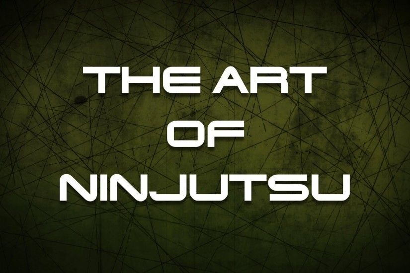 The Art of Ninjutsu
