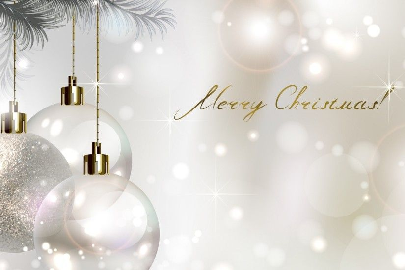 Photo Collection Merry Christmas Gold Wallpaper