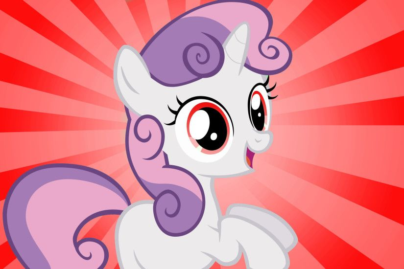 Sweetie Belle Wallpaper