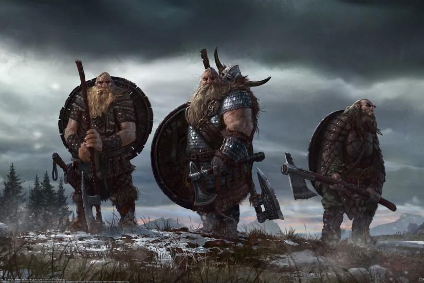 widescreen vikings wallpaper 2560x1440 for windows