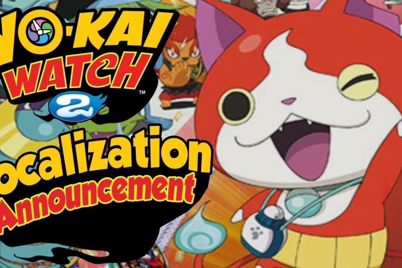 Yo-Kai Watch 2 - Localization Announcement, Release Date, Exclusives, &  More!