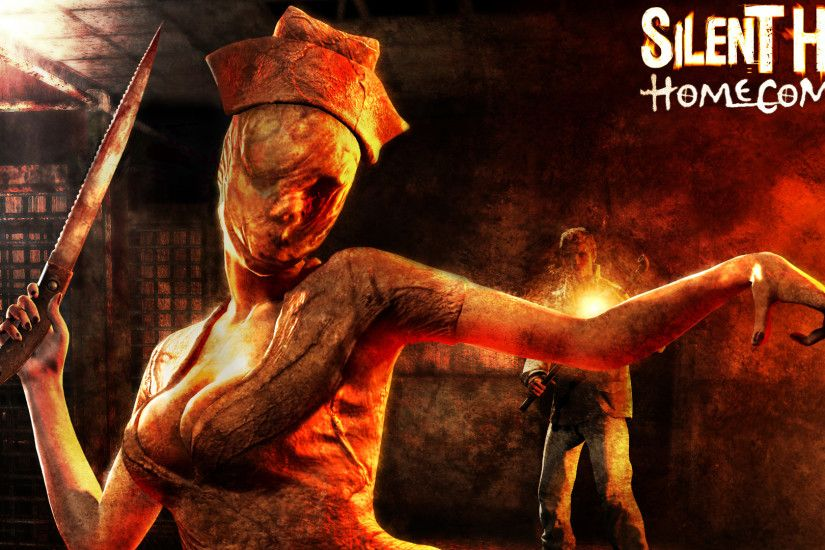 Video Game - Silent Hill Wallpaper
