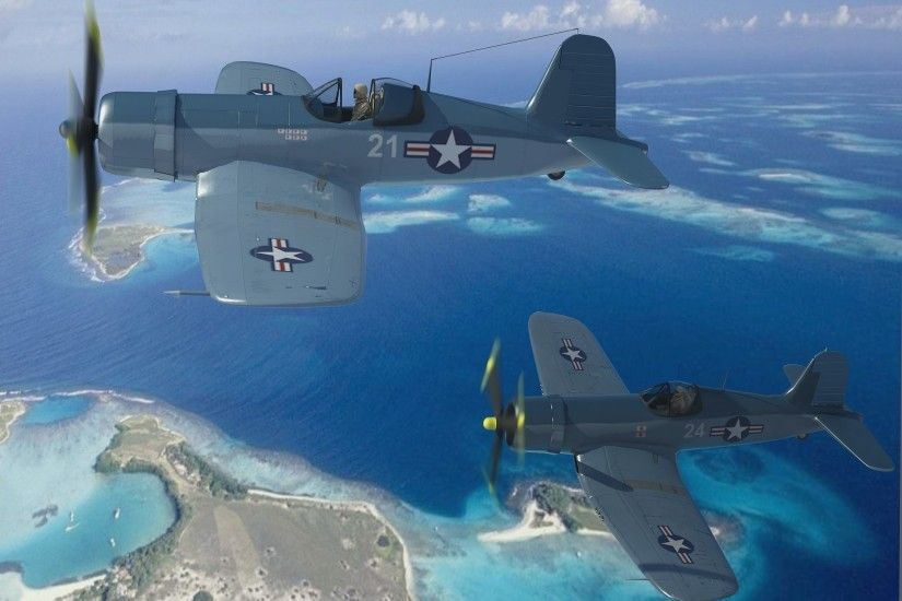 F4U Corsair Wallpapers HD Download