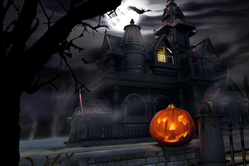 Halloween Ghost Wallpapers - HD Wallpapers Inn