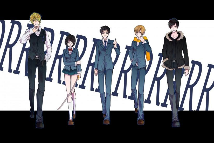 beautiful durarara wallpaper 3000x1700