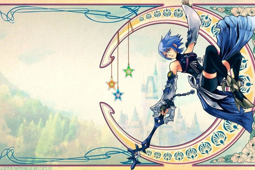 ... Aqua (Kingdom Hearts)/#878347 - Zerochan .