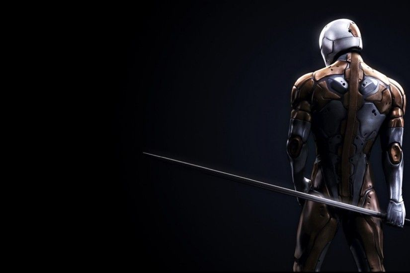 Feed Report media Metal Gear Solid- Grey Fox Wallpaper (view original .