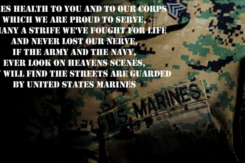 1920x1080 finest marine corps birthday quotes online-Luxury Marine Corps  Birthday Quotes Wallpaper