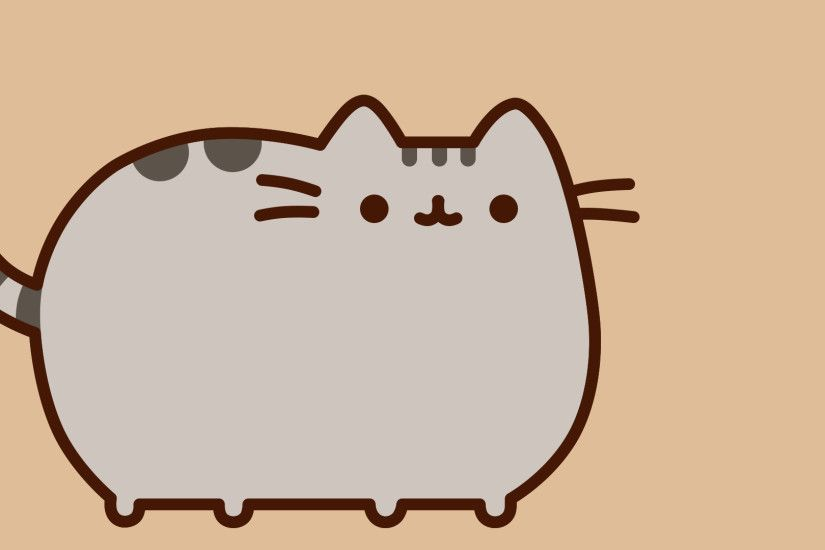 Pusheen The Cat Wallpaper