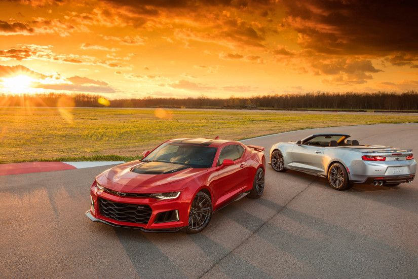 Topic: 2017 Chevrolet Camaro convertible debuts at New York Auto Show