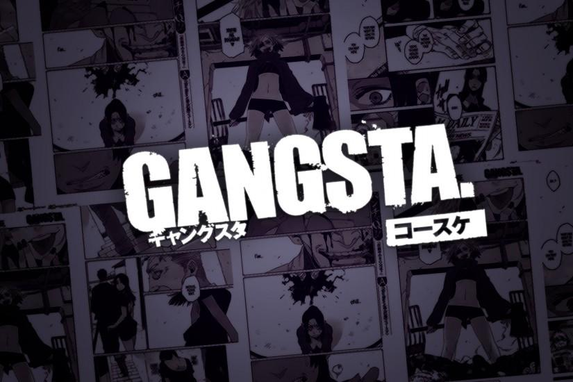 HD Wallpaper | Background ID:676663. 1920x1080 Anime Gangsta. 14 Like.  Favorite