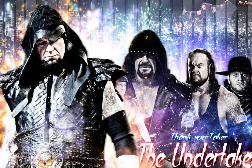 WWE The Undertaker 2014 HD by SmileDexizeR on DeviantArt