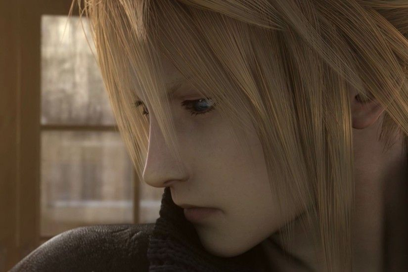 Cloud Strife - Final Fantasy Wallpaper 1280X800 Cloud Strife - Final ...