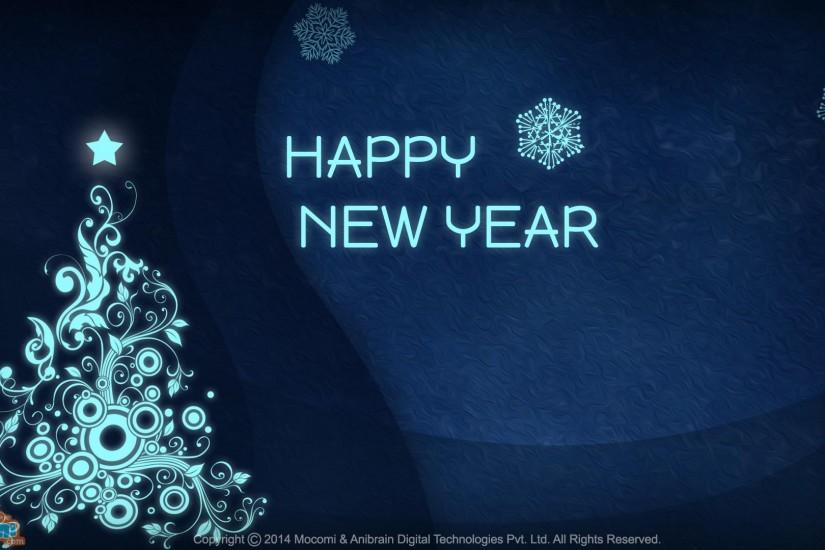 Happy New Year Wallpaper- 3