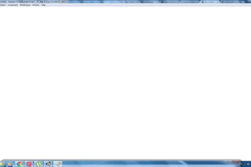 When i start a new project or i start an older project its just loading and  showing this screen. ...