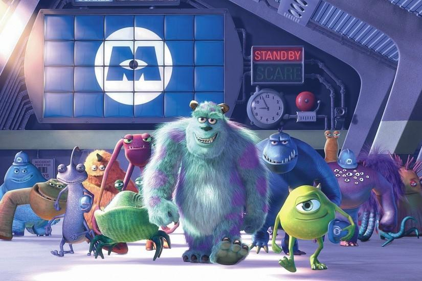 Monsters, Inc. wallpaper 1920x1080 jpg