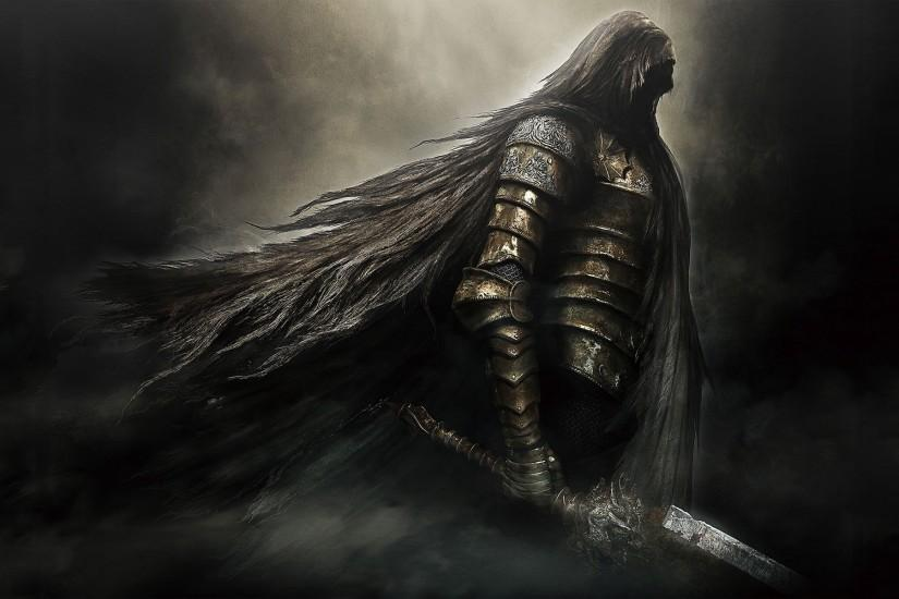 Wallpaper HD Dark Souls 2 Video Game - HD Wallpaper Expert