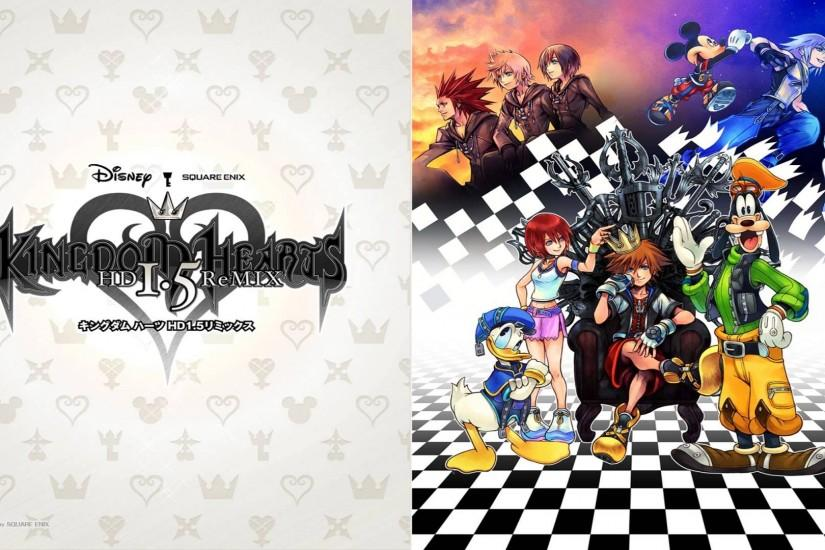 kingdom hearts background 1920x1080 for 1080p