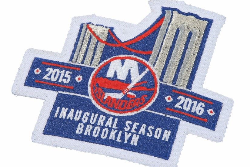 New York Islanders patch