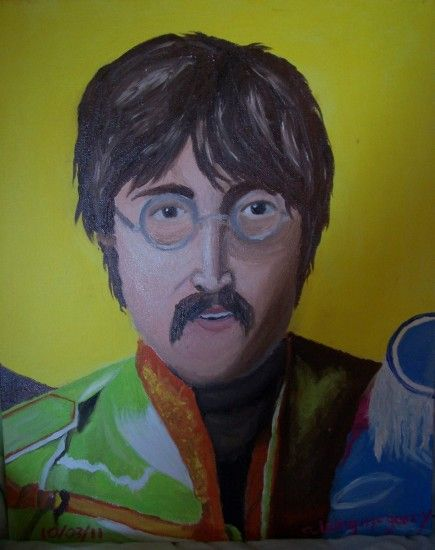 The Beatles images John Lennon '67 HD wallpaper and background photos