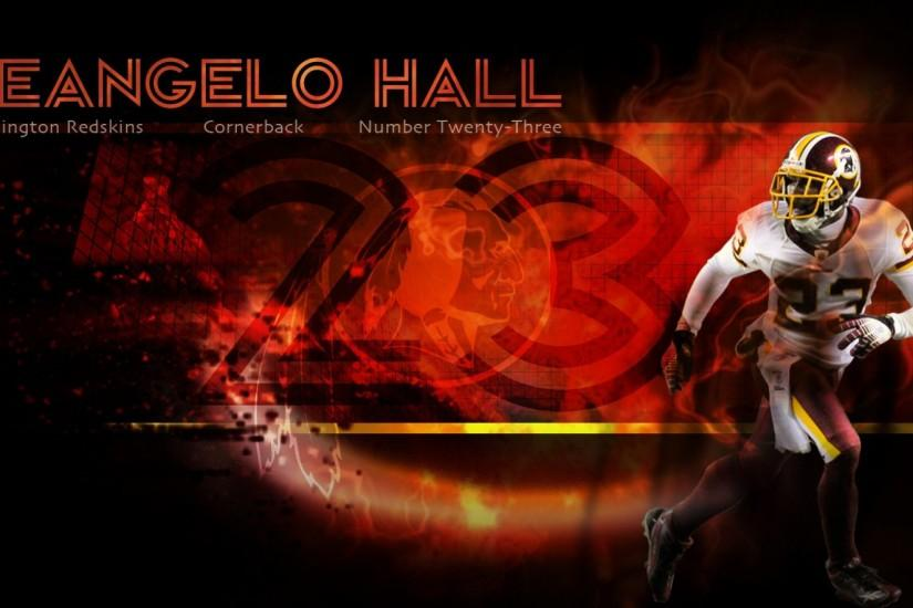 Deangelo Hall Redskins Wallpaper