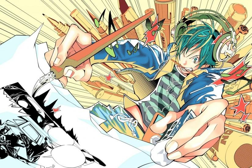 anime-Bakuman-wallpapers