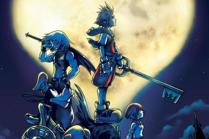 kingdom hearts background 1920x1080 for android