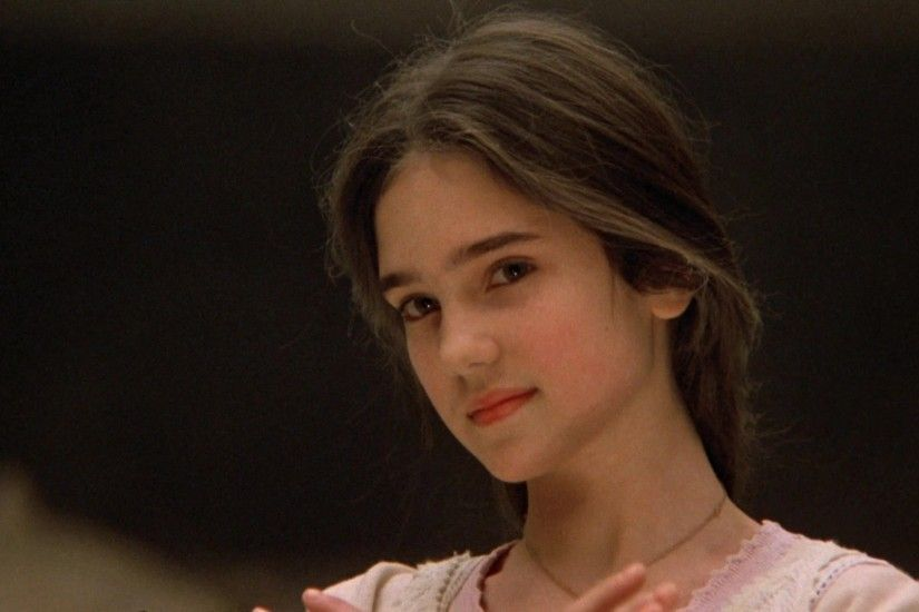 Jennifer Connelly as Deborah Gelly in the film 'Once Upon a Time in America'