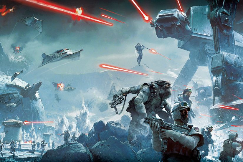 game star wars battlefront twilight company wallpaper