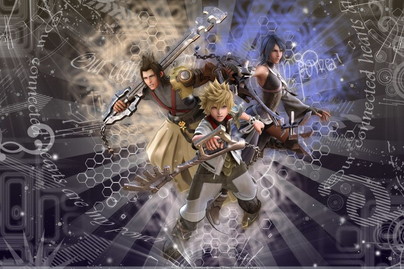 Anime Kingdom Hearts · HD Wallpaper | Background ID:114399
