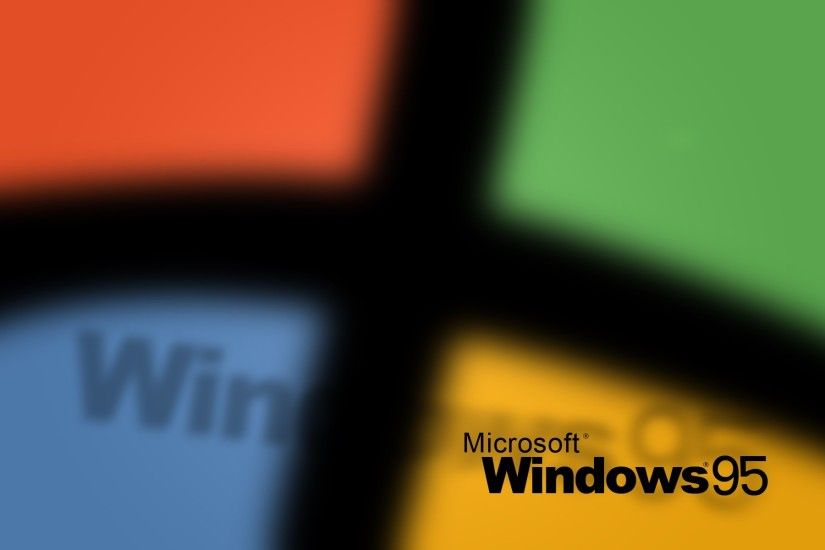 Windows 95, Operating Systems, Vintage Wallpapers HD / Desktop and Mobile  Backgrounds