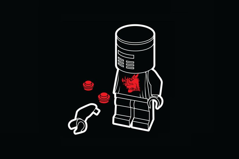 Products - Lego Monty Python Black Knight Humor Movie Wallpaper