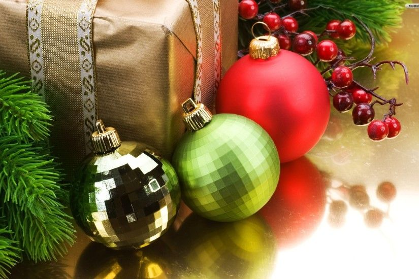 Christmas Decorations Ornaments HD Wallpapers
