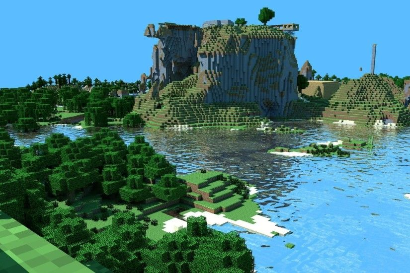 minecraft wallpapers WallpaperUP