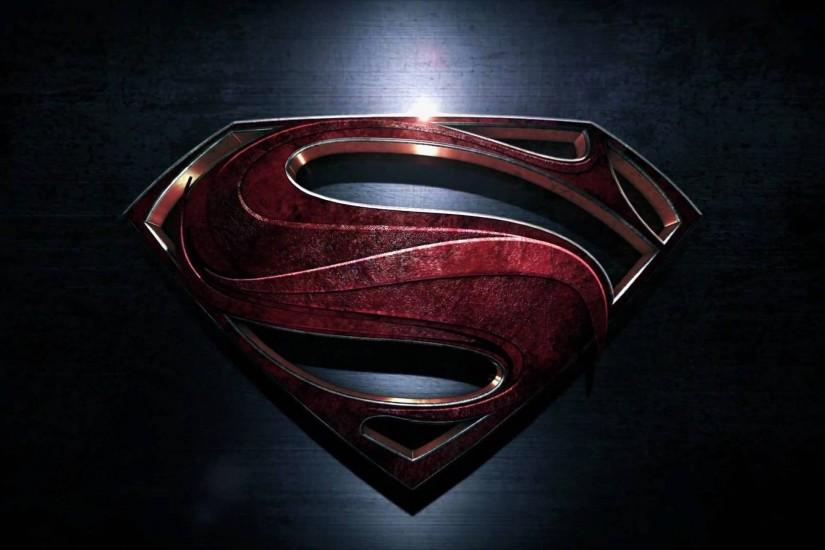 Superman Logo Wallpaper 4K Pack ...