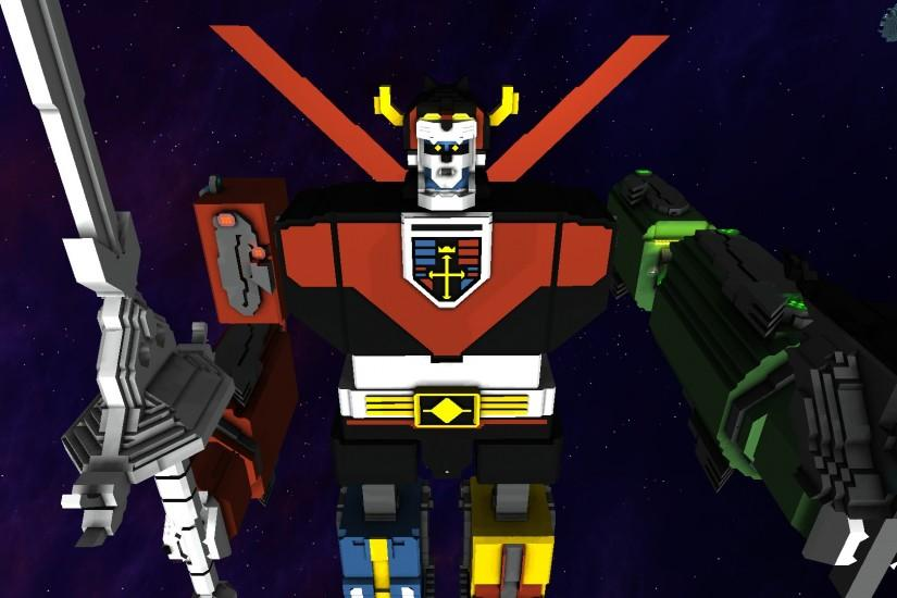 Voltron in Starmade