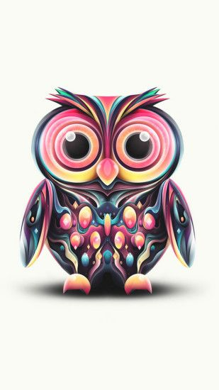 wallpaper.wiki-Cute-Owl-Wallpaper-for-Android-Free-