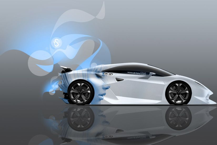 Lamborghini Sesto Elemento Wallpapers Wallpapertag
