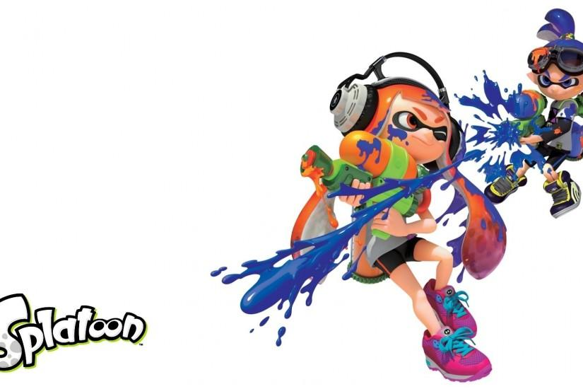 splatoon wallpaper 1920x1080 laptop
