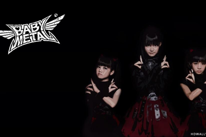 Albright in Music with Tags: Artistic Babymetal hd wallpaper Metal .
