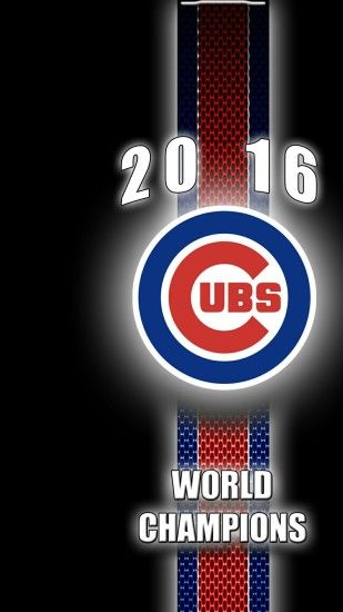 Chicago Cubs-- 2016 World Champions More