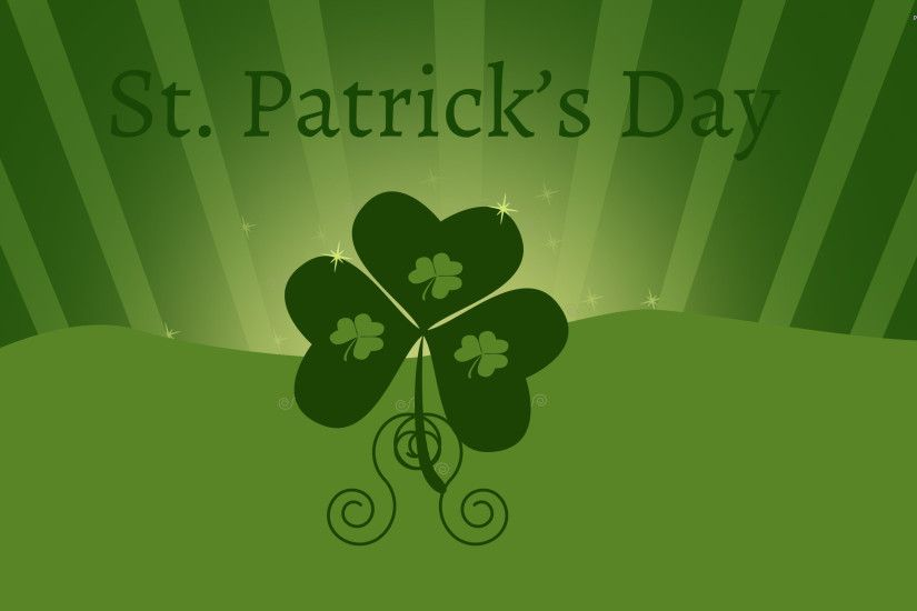 St. Patrick's Day wallpaper - Holiday wallpapers - #2621