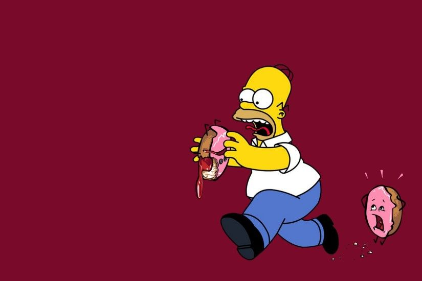 383 The Simpsons HD Wallpapers | Backgrounds - Wallpaper Abyss ...