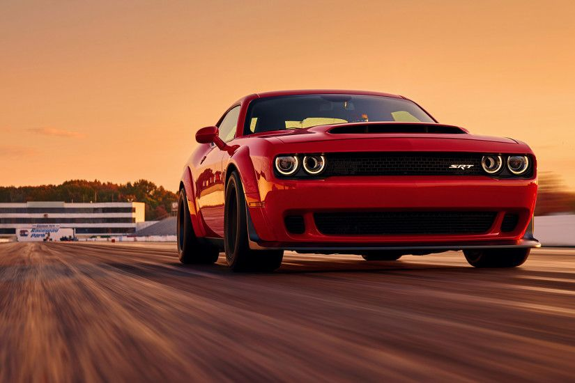 ... 2018 Dodge Challenger SRT Demon Wallpapers amp HD Images | WSuperca