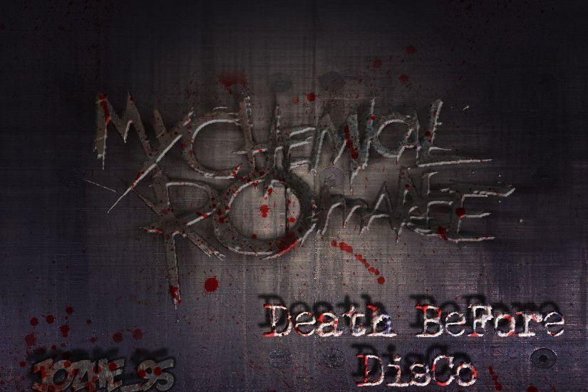 My Chemical Romance Wallpapers Wallpapertag