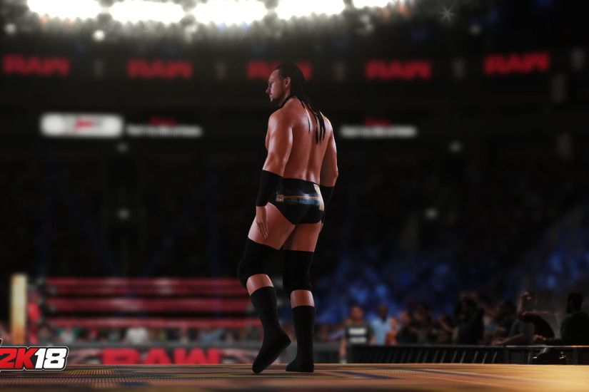 Big Cass WWE 2K18 Wallpaper ...