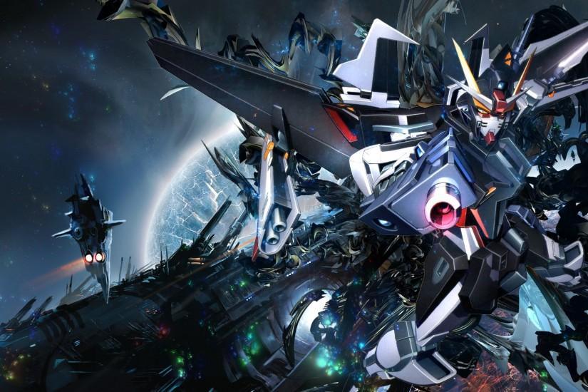 Hd Gundam Themes: Mecha Wallpaper ·① Download Free High Resolution