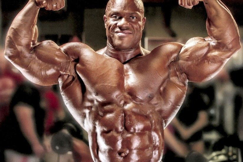 Phil Heath. ""
